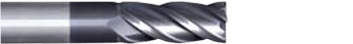 Фреза G2CS4R MM 6 R2 4F CARBIDE PV200 OSW